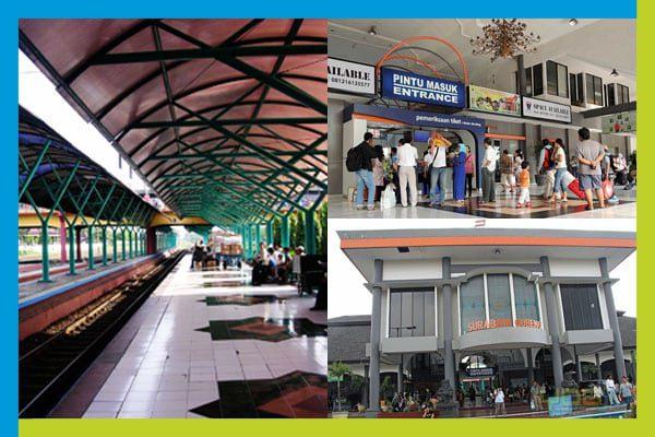 Stasiun Surabaya Gubeng