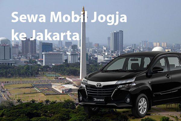 Rental Mobil Jogja ke Jakarta