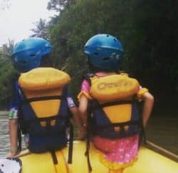 Tips Rafting Sungai Elo